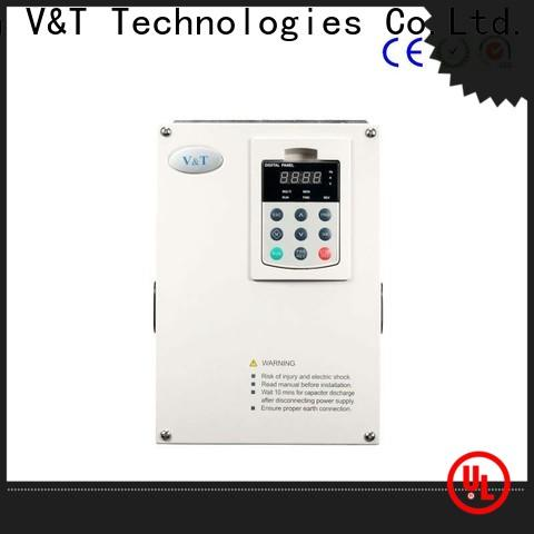 V&T Technologies new small variable frequency drive design