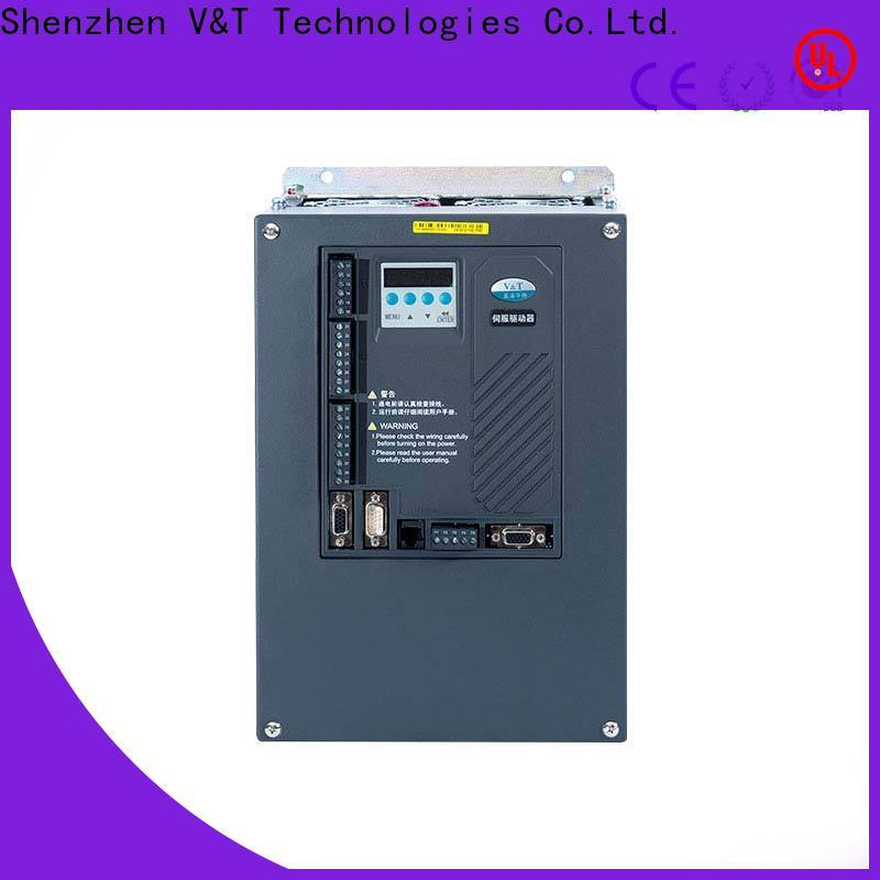 V&T Technologies pmsm drive supplier