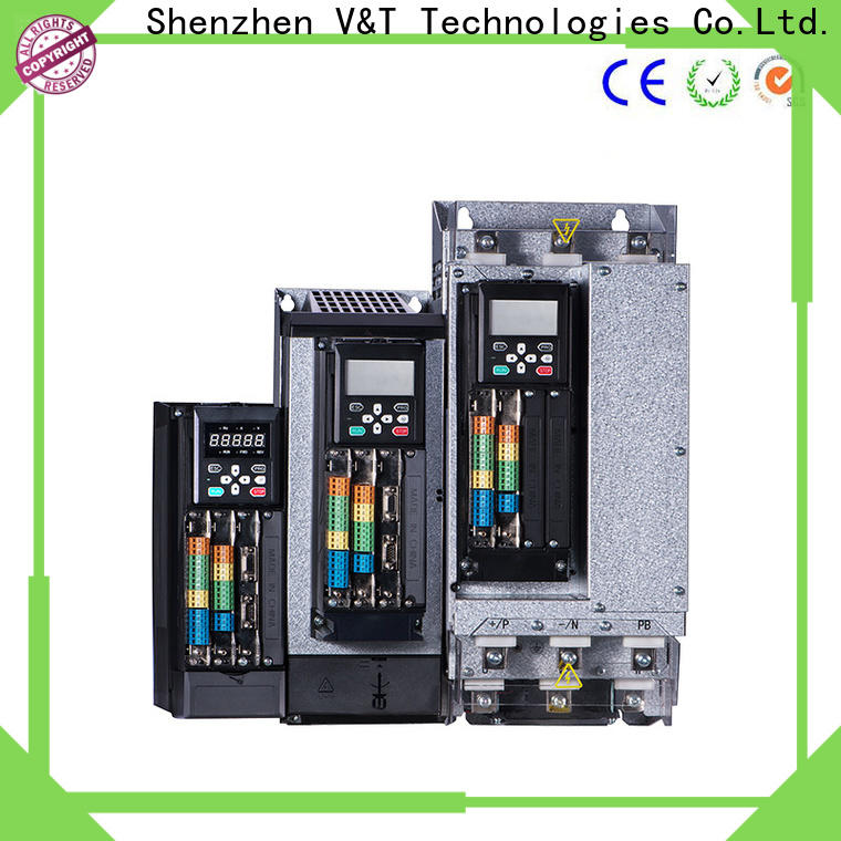 V&T Technologies universal servo drive factory