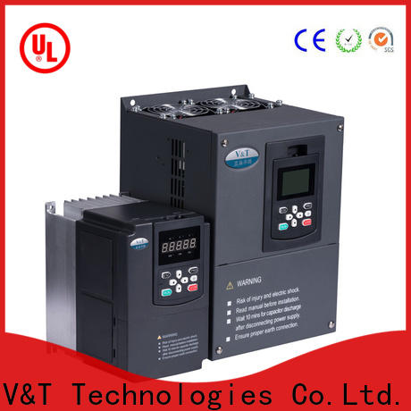 V&T Technologies Universal frequency drive exporter