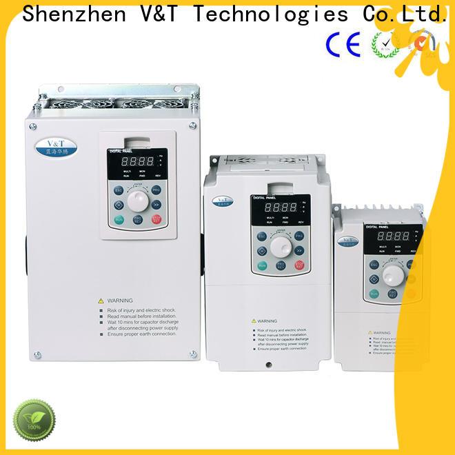 V&T Technologies cheap open loop vector control vfd supplier