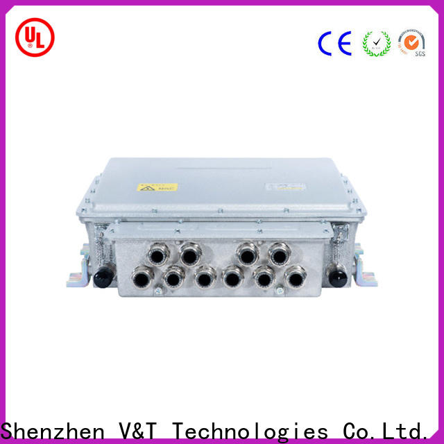 V&T Technologies auxiliary power controller brand