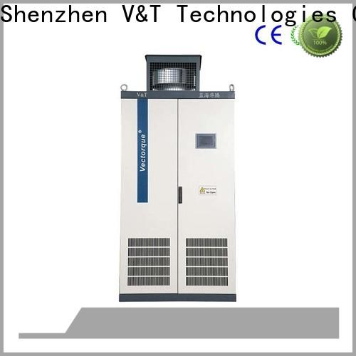 V&T Technologies vector control frequency inverter supplier