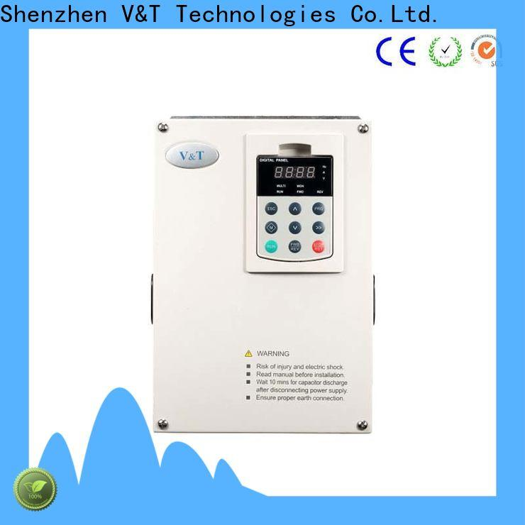 V&T Technologies low cost variable frequency converter design