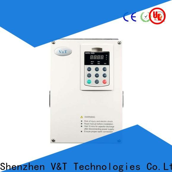 V&T Technologies small variable frequency drive brand