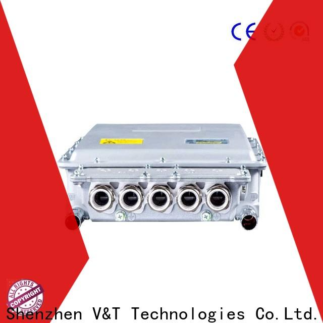 V&T Technologies long-life auxiliary pump control design