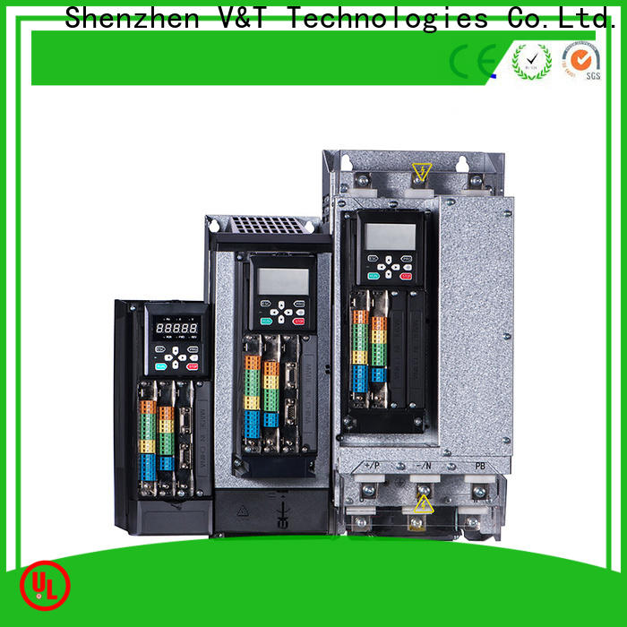 V&T Technologies brand new universal servo drive supplier
