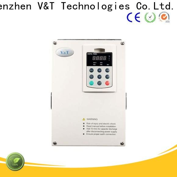 V&T Technologies variable frequency converter design