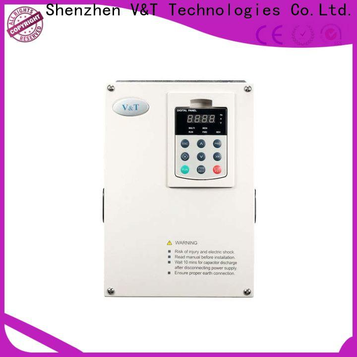 V&T Technologies long-life small variable frequency drive factory
