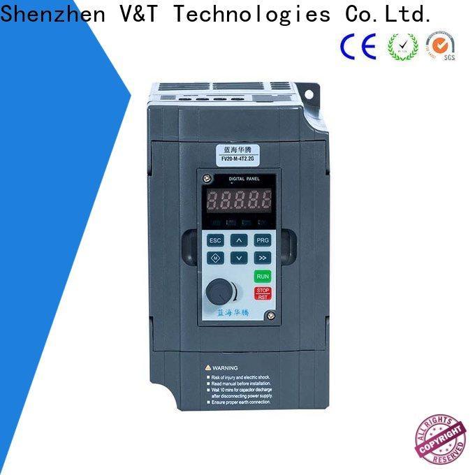 V&T Technologies inverter ac motor design