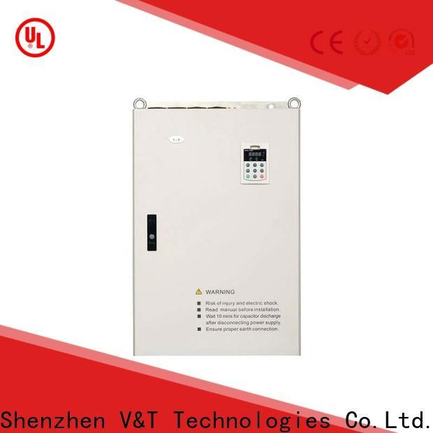 V&T Technologies cabinet inverter supplier