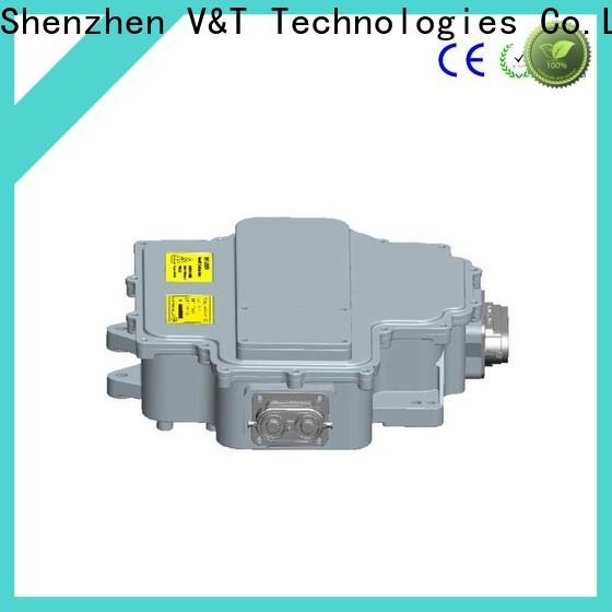 V&T Technologies auxiliary pump control design