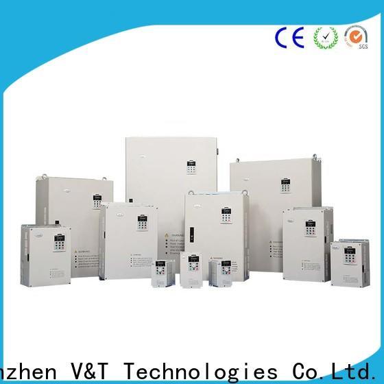 V&T Technologies custom torque control of dc motor brand
