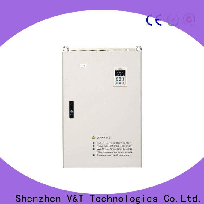 V&T Technologies cabinet inverter customization