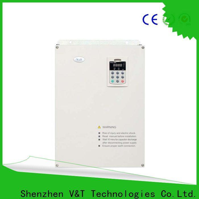 V&T Technologies customized motor inverter manufacturer