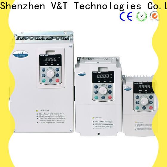 V&T Technologies long-life open loop vector control vfd supplier