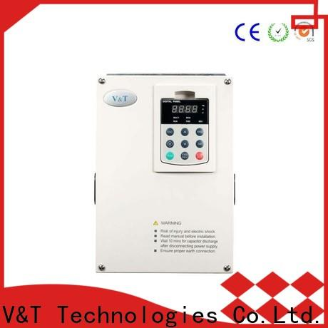 V&T Technologies quick delivery small variable frequency drive brand