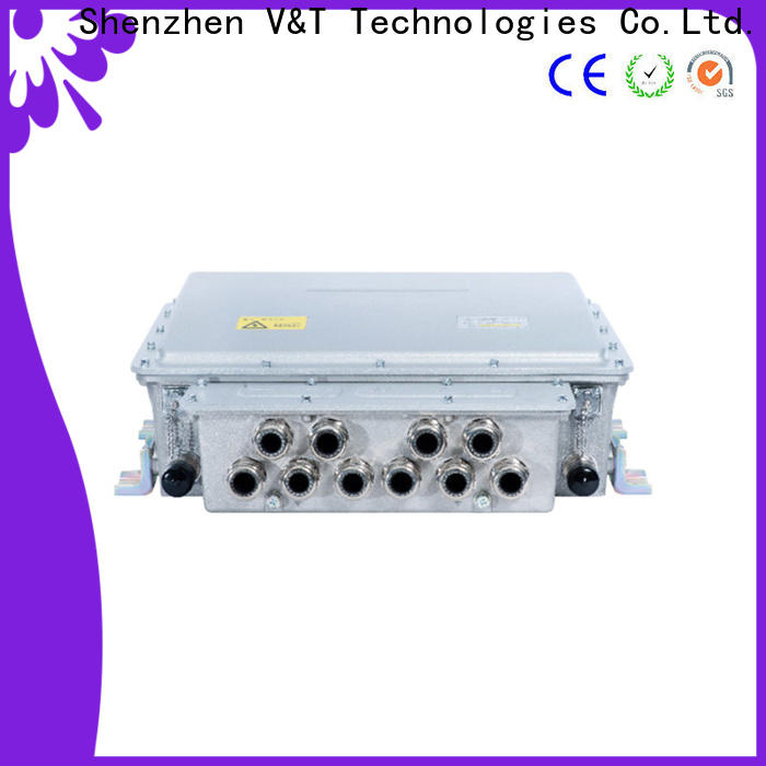 V&T Technologies mcu with stepper and dc motor controller manufacturer