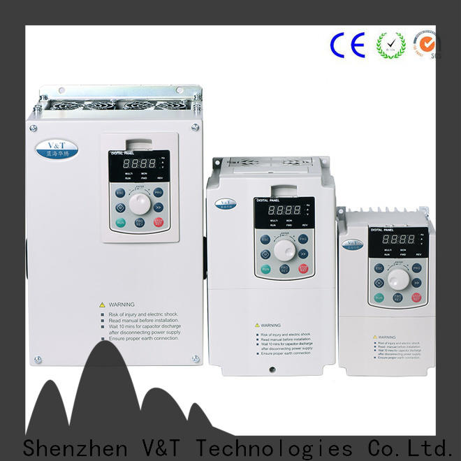 high quality vector control frequency inverter supplier