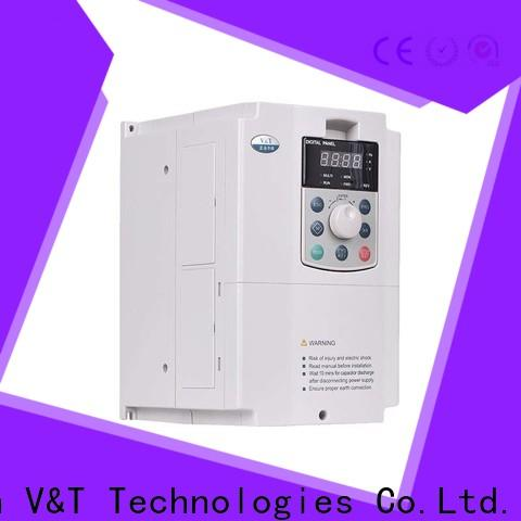 V&T Technologies frequency inverter for pumps brand