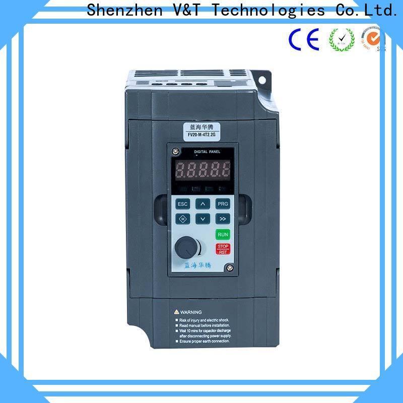 V&T Technologies best inverter ac motor design