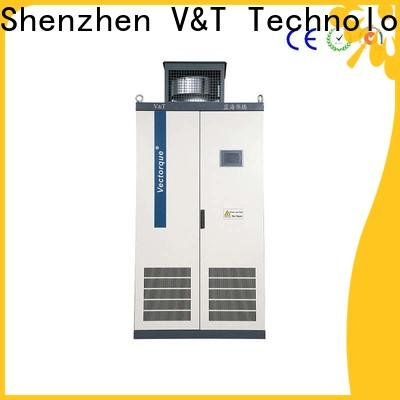 V&T Technologies open loop vector control vfd factory