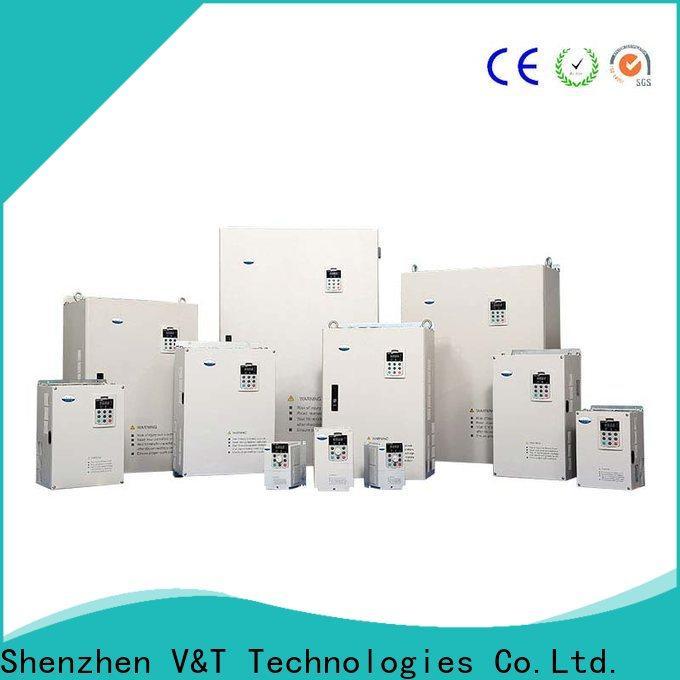 V&T Technologies custom servo driver machine factory