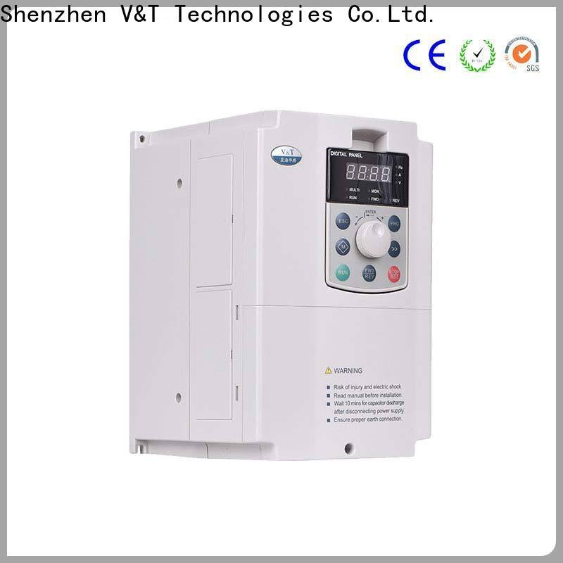 V&T Technologies frequency inverter for pumps factory