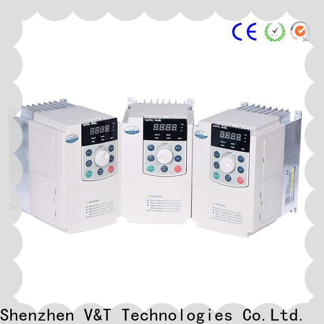 V&T Technologies new e5 hybrid inverter factory