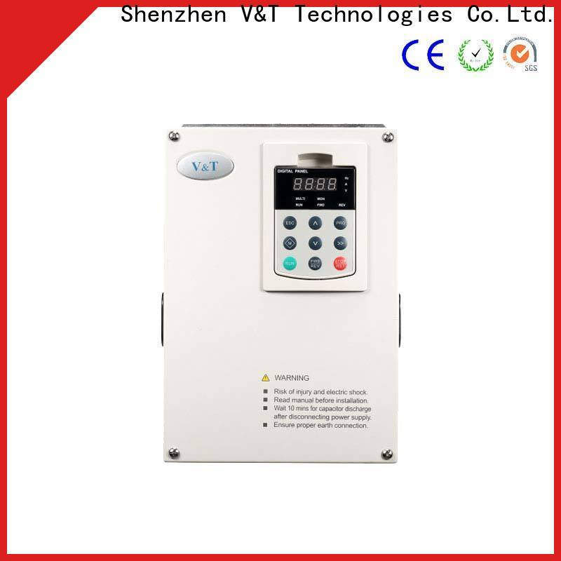 V&T Technologies hot selling variable frequency converter design
