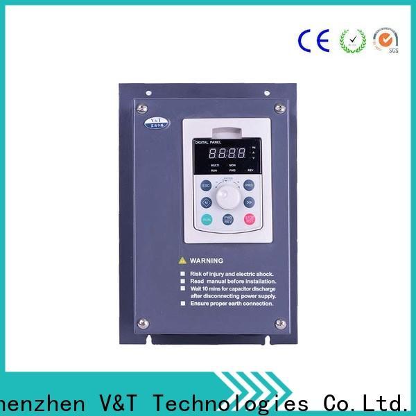 V&T Technologies Textile Inverter supplier