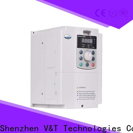 V&T Technologies quick delivery frequency inverter for pumps design