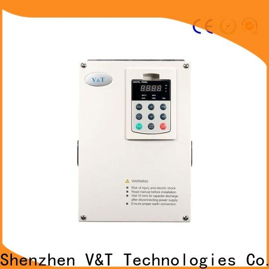 V&T Technologies quick delivery variable frequency converter supplier