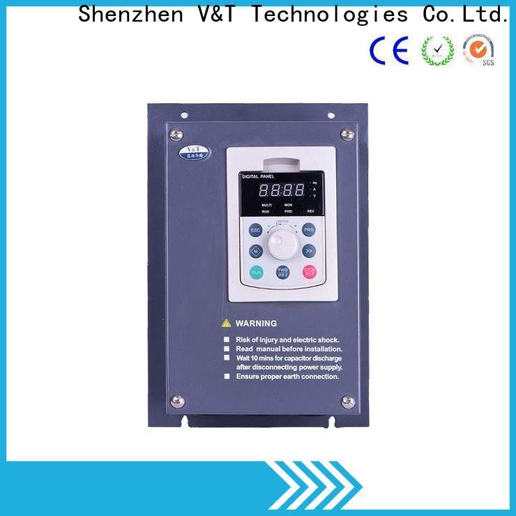 V&T Technologies low cost Textile Inverter design